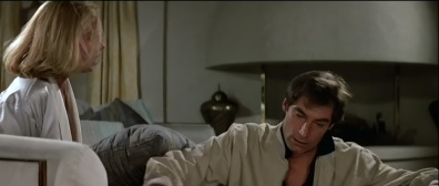 Image result for the living daylights james bond drugged